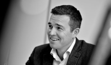 Gary Cain, Director of Reach Commercial Finance